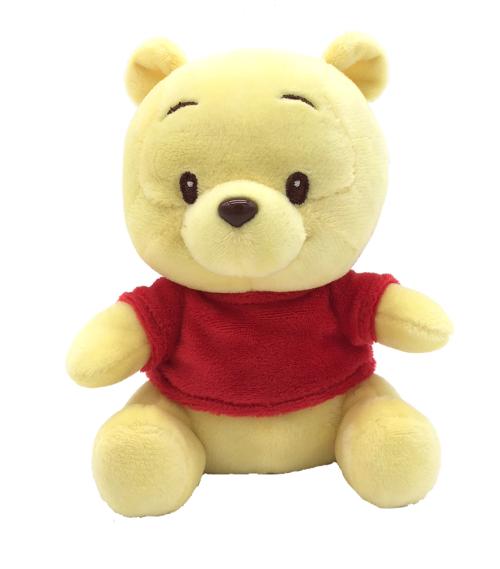 Sitting Winnie the Pooh Plush Toy